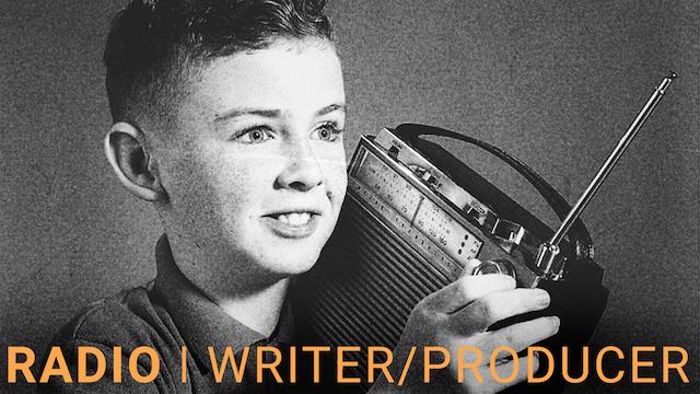 RADIO-writer Image